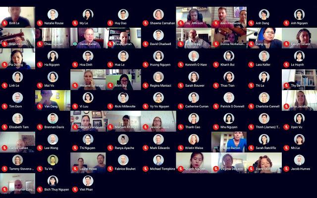Google Mee Grid View